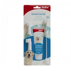 Bioline Köpek İçin Dental Diş Bakım Seti
