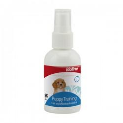 Bioline Köpek için Tuvalet Eğitim Spreyi 50ml