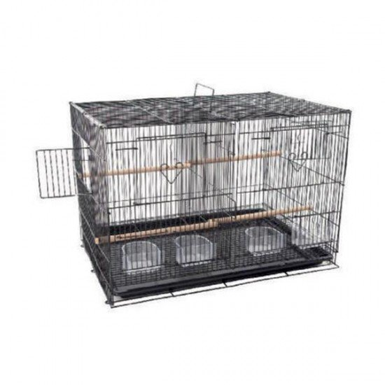 Bird Life 5002A Çifthane Kuş Kafesi 60x42x41 Cm