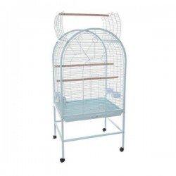 Sehpalı Papağan Kafesi Bird Life BC02-1 Üstü Açılır 78x60x157 Cm