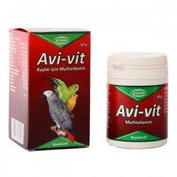 Biyoteknik Avi-Vit Multivitamin 50Gr