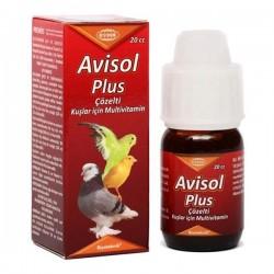 Biyoteknik Avisol Plus Kuş Multivitamini 20cc