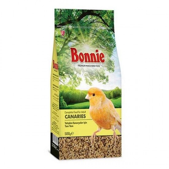 Bonnie Kanarya Kuş Yemi 500gr
