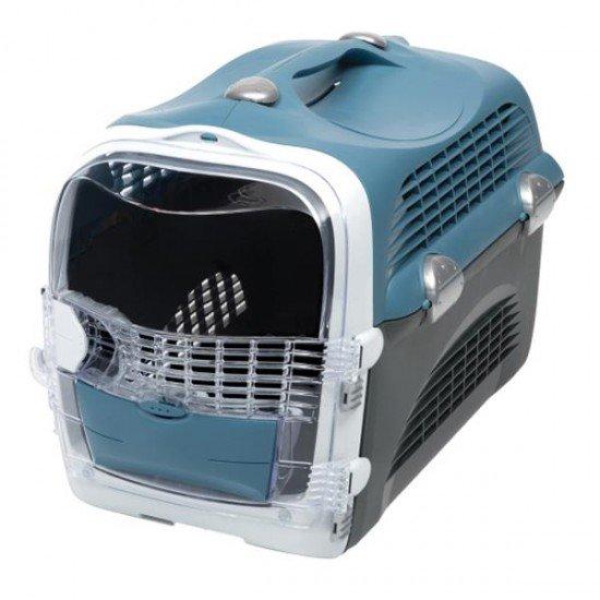 Catit Cabrio Carrier Blue Grey Kedi Köpek Taşıma Çantası