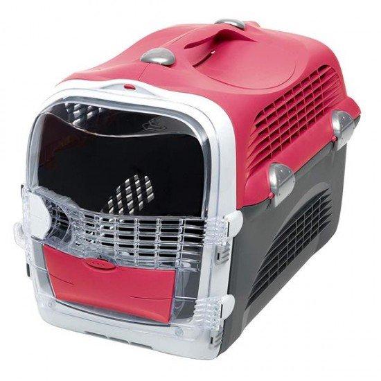 Catit Cabrio Carrier Cherry Red Kedi Köpek Taşıma Çantası