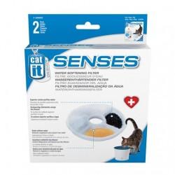 Catit Kedi Suluğu - Su Filtre Kartuşu 50761 Modeli İçin 2li
