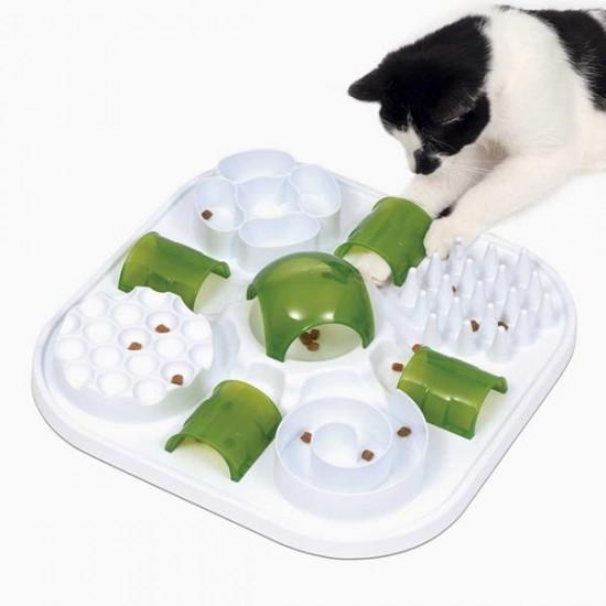 Catit Play Treat Puzzle Kedi Oyuncağı