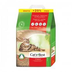 Cats Best Original Kedi Kumu 10-2 Lt Hediye  (5,2 Kg)