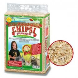 Chipsi Çilekli Talaş 60Lt