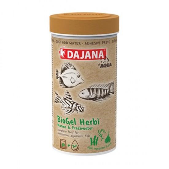 Dajana BioGel Jel Yem Herbivore 50 Gr