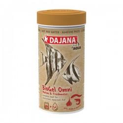 Dajana BioGel Jel Yem Omnivore 50 Gr