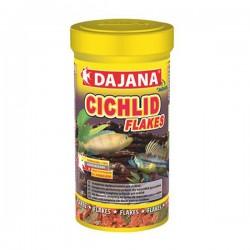 Dajana Cichlid Flakes 1000 ml 200 Gr