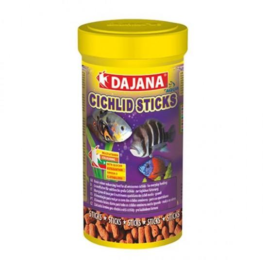 Dajana Cichlid Sticks 250 ml 80 Gr