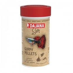 Dajana Guppy Pellets Soft 100 ml 50 Gr