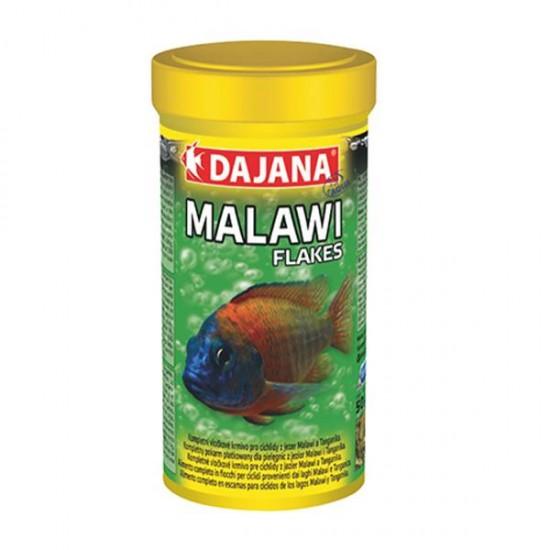 Dajana Malawi Cichlid Flakes 250 ml 50 Gr