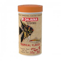 Dajana Worms Tropical Flakes 100 ml 18 Gr