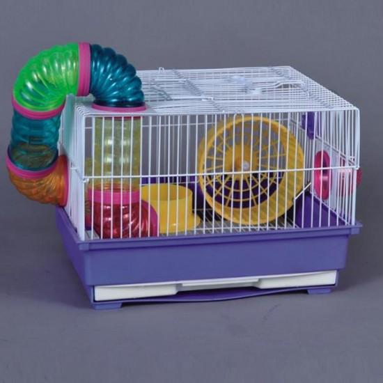 Dayang Hamster Kafesi Takım 35x28x23 Cm