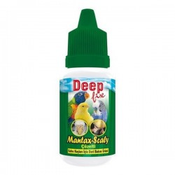 Deep Fix Mantax-Scaly Ayak ve Gaga Mantar Solüsyonu 20ml