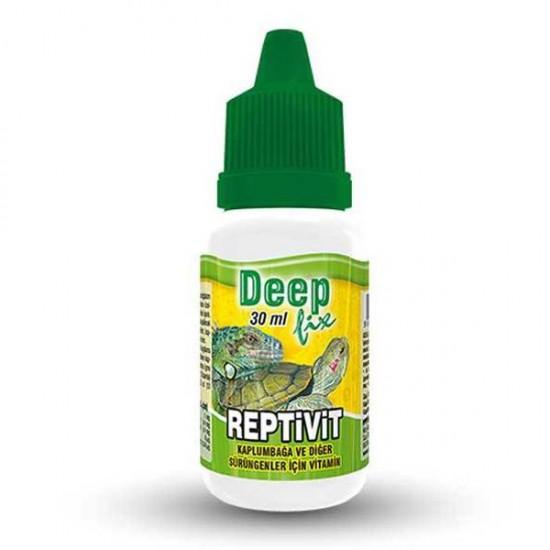 Deep Fix Reptivit Kaplumbağa Vitamini 30ml
