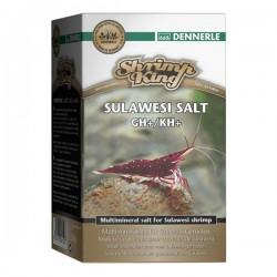 Dennerle Shrimp King Sulawesi Salt Gh+ Kh+ 200gr