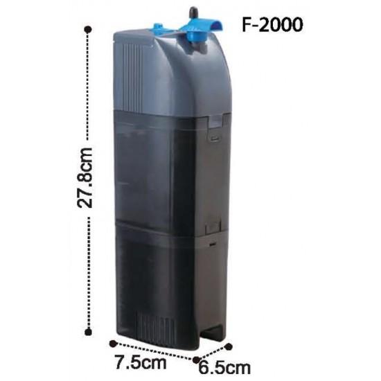 Dophin İç Filtre 660 L/H