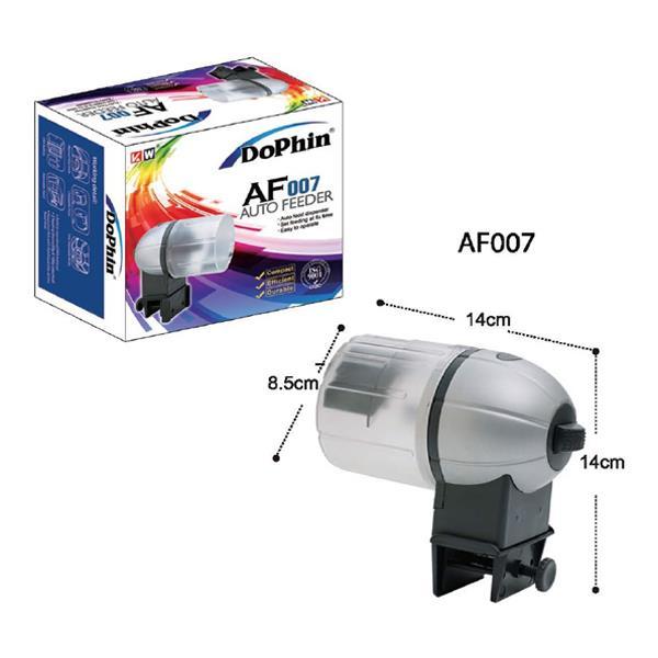 Dophin AF-007 Otomatik Balık Yemleme Makinesi