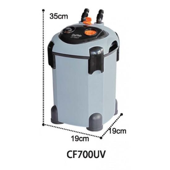Dophin Dış Filtre CF 700U 750 L/S