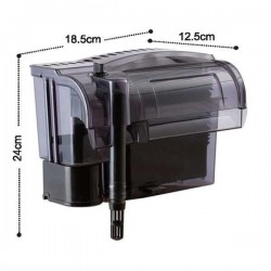 Dophin H800 Askılı Şelale Filtre 1000 L/S 9.3W