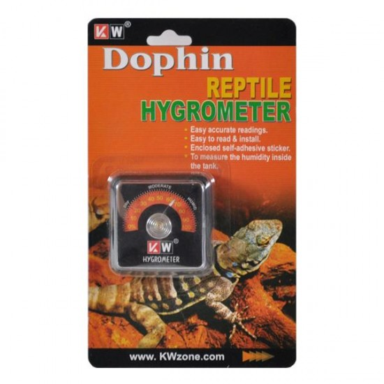 Dophin Hygrometer Nem Ölçer