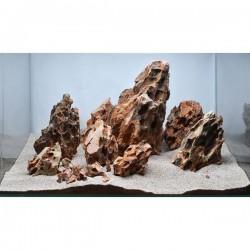 Dragonstone Hardspace Doğal Akvaryum Tasarım Kayası 1 Kg