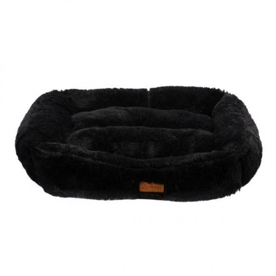 Dubex Brownie Dikdörtgen Kedi Köpek Yatağı Antrasit S