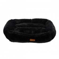 Dubex Brownie Dikdörtgen Kedi Köpek Yatağı Antrasit XL