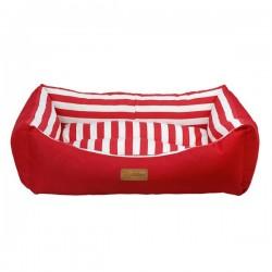 Dubex Tarte Kedi Köpek Yatağı Kırmızı S