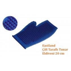 Eastland Çift Taraflı Tımar Eldiveni 20cm