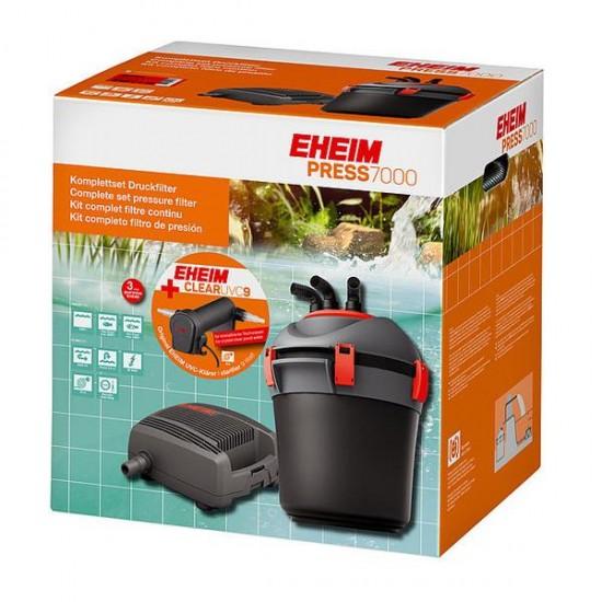 Eheim Press 7000 ve Clear UVC 9 Set