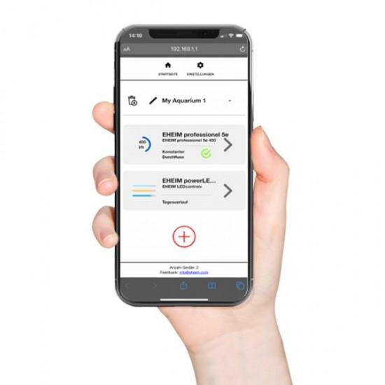 Eheim Professionel 5e 450 Wifi Dış Filtre 1700L/H