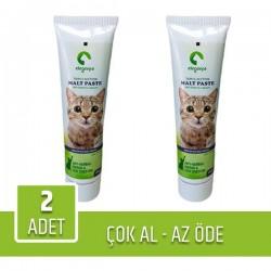 Elegance Kedi Malt Macun-Tüy Yumağı Atıcı-100 gr x 2 Adet