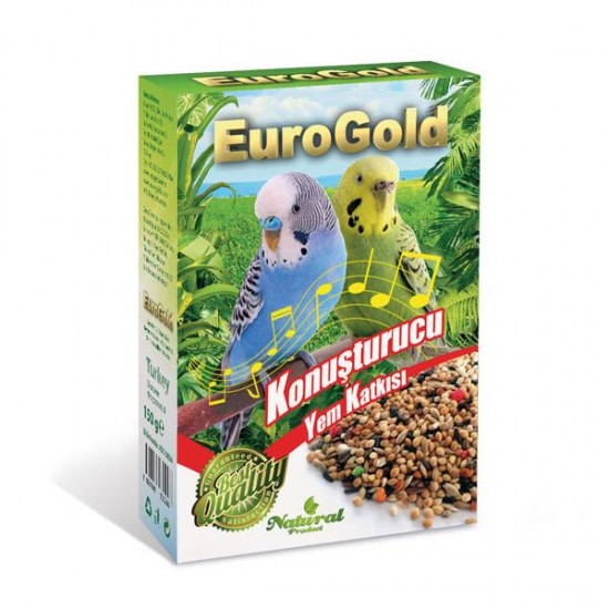 Eurogold Konuşturucu Yem Katkısı 150Gr
