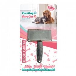 Eurogold Köpek Fırçası Medium