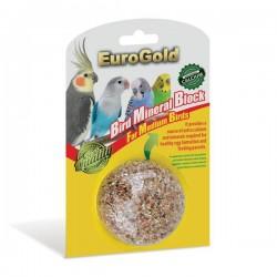 Eurogold Mineral Block Orta Boy Kuşlar İçin