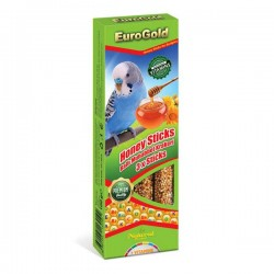 Eurogold Muhabbet Ballı Kraker Üçlü Paket 100Gr