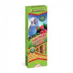 Eurogold Muhabbet Meyveli Kraker Üçlü Paket 100Gr