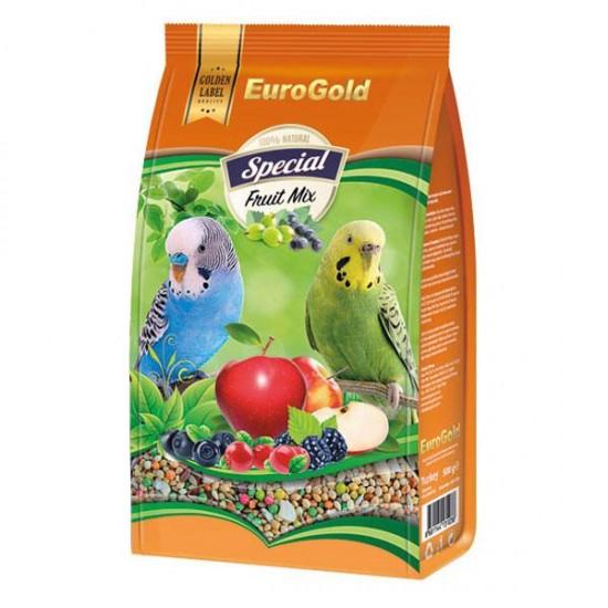 Eurogold Special Meyveli Muhabbet Kuş Yemi 500Gr