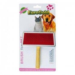 Eurogold Tahta Saplı Fırça Medium