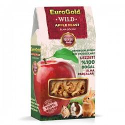 EuroGold Wild Kemirgenler İçin Apple Feast 100 Gr.