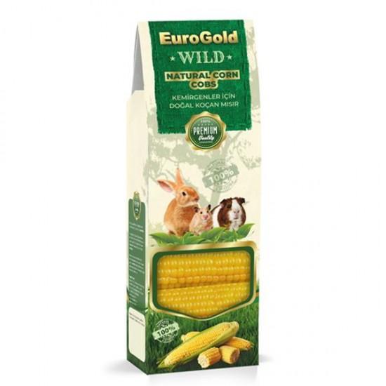 EuroGold Wild Kemirgenler İçin Doğal Mısır 2 Li Paket