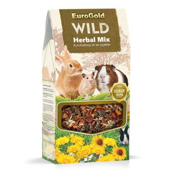 EuroGold Wild Kemirgenler İçin Herbal Mix 75 Gr.