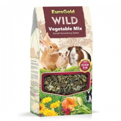 EuroGold Wild Kemirgenler İçin Vegetable Mix 110 Gr.