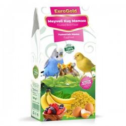 EuroGold Yumurtalı Meyveli Kuş Maması 100 Gr.