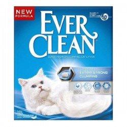 Ever Clean Ekstra Güçlü Parfümsüz Kedi Kumu 10 Lt 2 li Paket